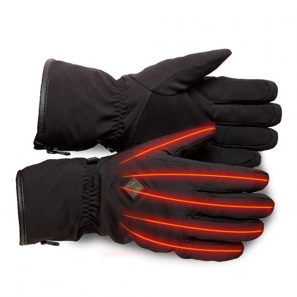 Tactical Liner Handsker Kraftige (Batteri Opvarmet)