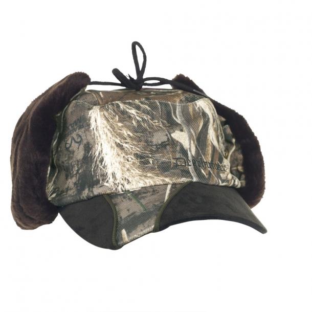 Muflon Vinter Hat m. Safety Max-5 Camo