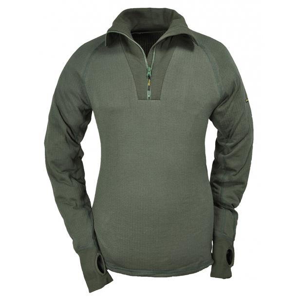 TS400 Thermo Shirt Lynlås
