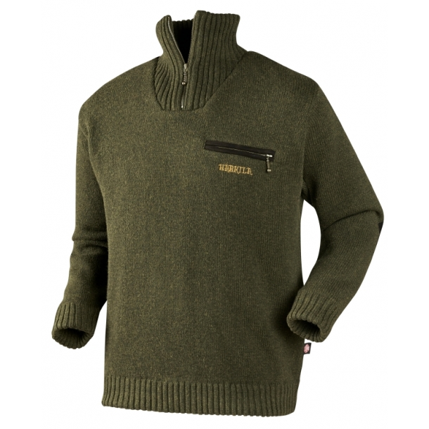 Annaboda Sweater Forrest Green