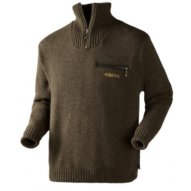 Annaboda Sweater Demitasse Brown Melange