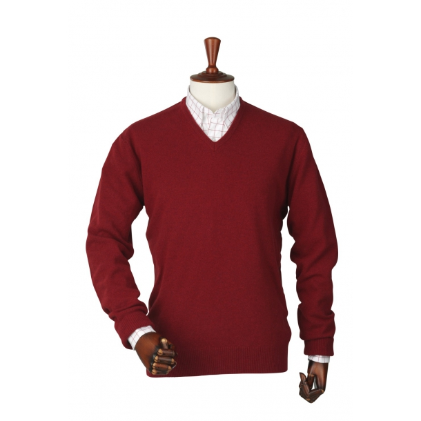 Laksen Yellowstone V-neck Sweater