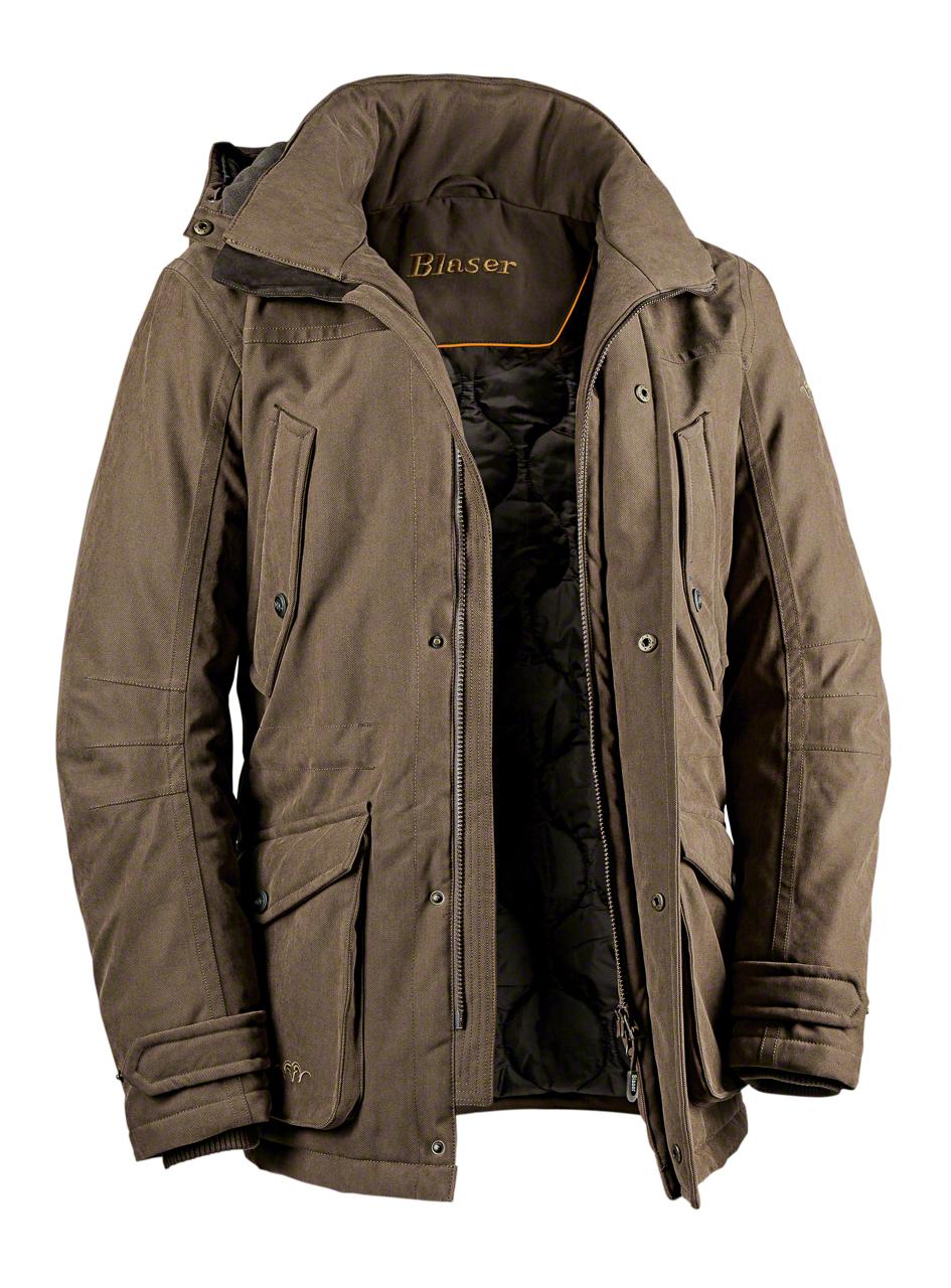 55195e5bb06 Blaser: Varm og slidstærk vinter jakke - jagt og friluftsliv ...