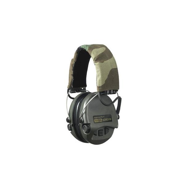 Sordin Supreme Pro-X høreværn