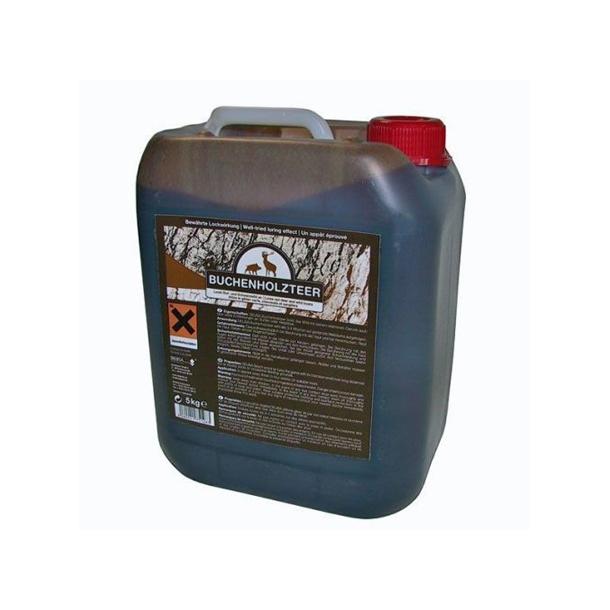 Bøgetjære til vildsvin og klovbærende vildt - (5 liter)