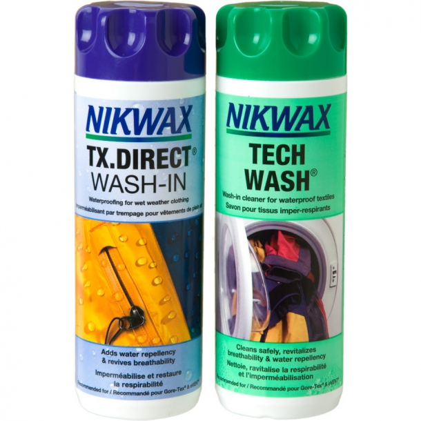 Tech wash / TX.Direct 2-pack