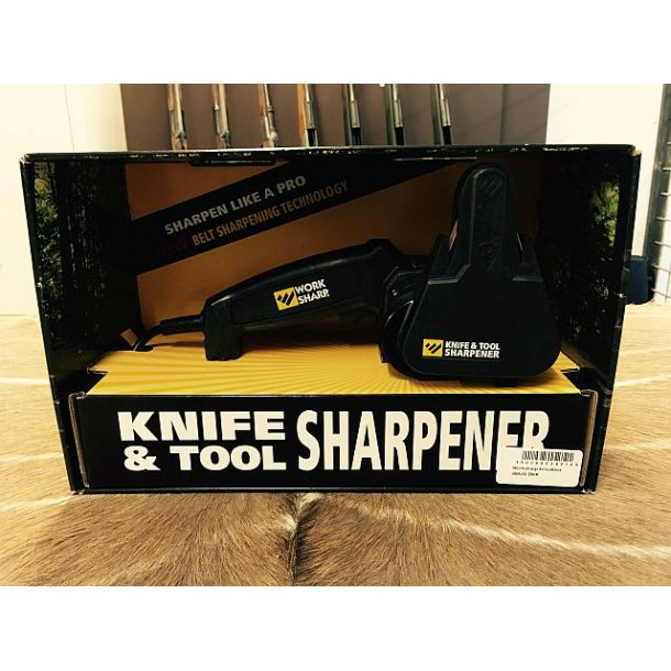 Work Sharp KNIFE & TOOL SHAPENER