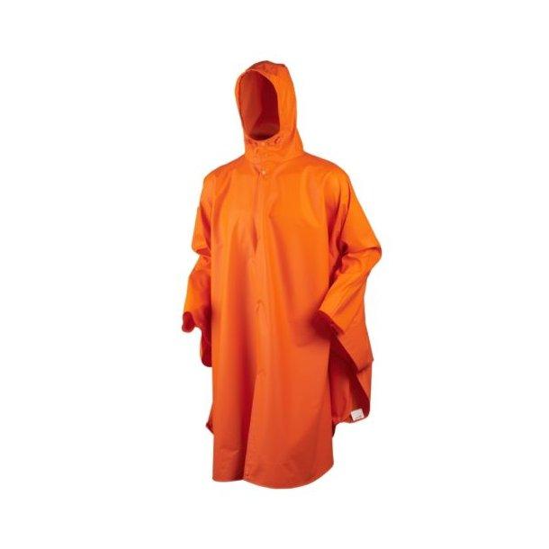 Seeland Rainy Poncho Orange one size